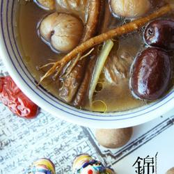 当归红枣团圆汤的做法[图]