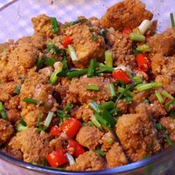 干锅鱼籽的做法[图]