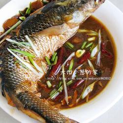 酱烧梭鱼的做法[图]