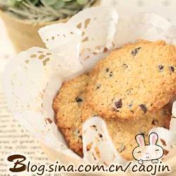 枫糖燕麦红豆曲奇的做法[图]
