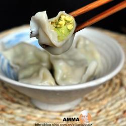 西葫芦鸡蛋虾皮饺子的做法[图]