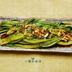白灼油麦菜的做法[图]