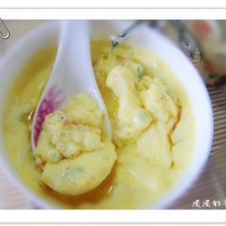 水嫩虾皮鸡蛋羹的做法[图]