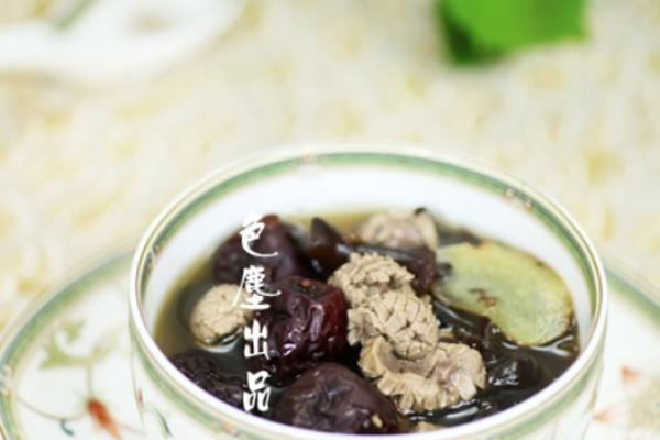 羊腰红枣汤