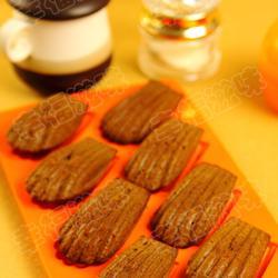 巧克力瑪德琳的做法[圖]