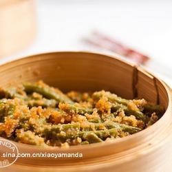 粉蒸豇豆的做法[图]