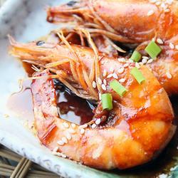 黄酒焖虾的做法[图]