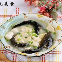 泥鳅炖豆腐汤的做法[图]