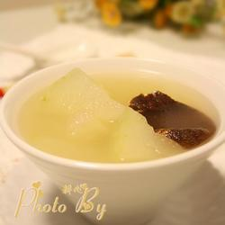 冬瓜陈皮鸭汤的做法[图]