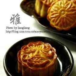 广式五仁饼的做法[图]