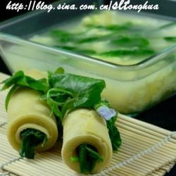 豌豆苗餐的做法[图]