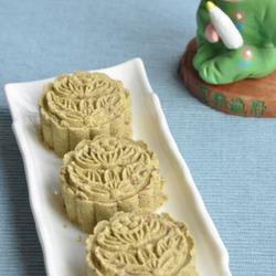 玫瑰绿豆糕的做法[图]