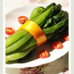 腌小芥菜的做法[圖]