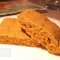 红萝卜玉米松糕的做法[图]