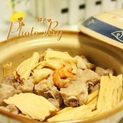 腐竹排骨煲的做法[圖]