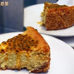 百香果芝士蛋糕的做法[图]