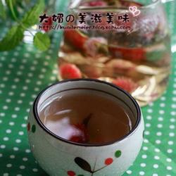 红巧梅玫瑰花茶的做法[图]