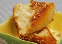 黄油芝士面包