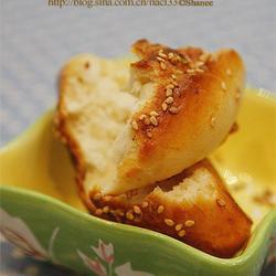 黃油芝士面包的做法[圖]