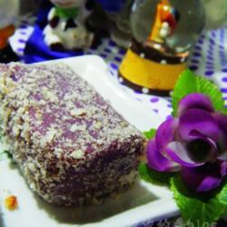 紫薯小甜品的做法[图]