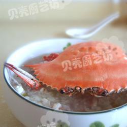 蟹粥的做法[图]
