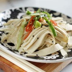 自制豆腐皮的做法[圖]