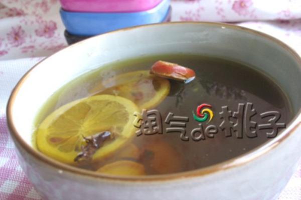 决明子山楂茶