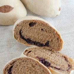 黑米欧克面包的做法[图]