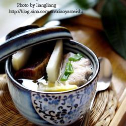 火腿鲜笋汤的做法[图]