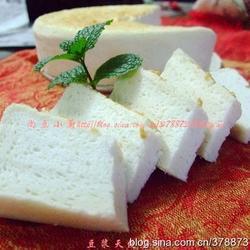 天使豆浆蛋糕的做法[图]