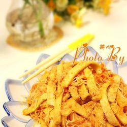 韩国鱼饼炒糙米粉的做法[图]