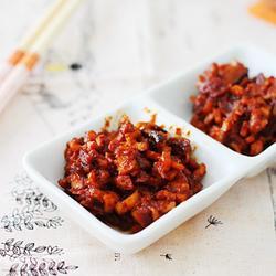 豆干香菇酱的做法[图]