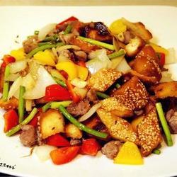 烤馕炒肉的做法[图]