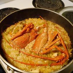 龙虾饭的做法[图]