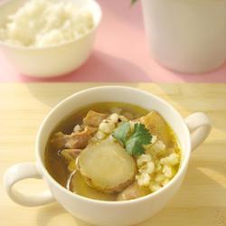 白芷玉竹潤肺湯的做法[圖]