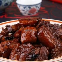 茨菰红烧肉的做法[图]