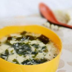 韩式海带豆腐羹的做法[图]