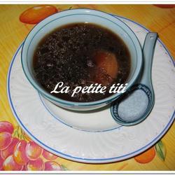 菇菌萝卜发菜汤的做法[图]