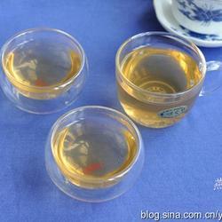 荷叶玫瑰菊花茶的做法[图]