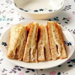 香烤奶酪三明治的做法[图]
