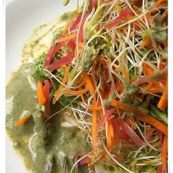 苜蓿芽沙拉的做法[图]