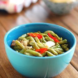 干锅豇豆的做法[图]