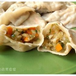 玉瓜素饺的做法[图]