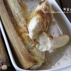 海鹽烤茭白的做法[圖]