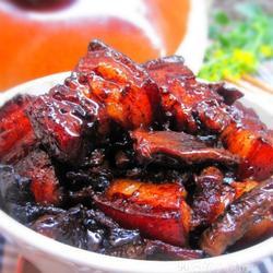 黑人参红烧肉的做法[图]