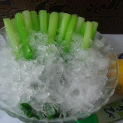 冰浸芥兰的做法[图]