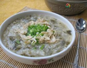 糙米海带粥