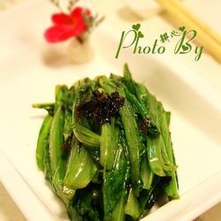 潮式炒油麦菜的做法[图]