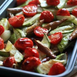 烤杂蔬的做法[图]