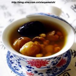 安神桂圆汤的做法[图]